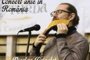 Nicolae Voiculeț, concert unic în România