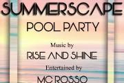 FOTO - Summerscape Pool Party, la Ștrandul Clujana, în 25 iunie