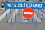 Restricţii de circulaţie în Cluj-Napoca, de Ziua Naţională a României