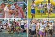 FOTO - The Color Run 2016, evenimentul multicolor care a scos din case mii de clujeni