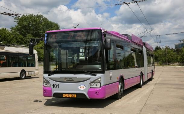 Tot polonezii livrează troleibuze pentru Cluj