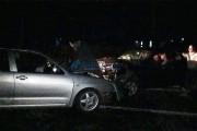 Accident grav la Gilău! Patru mașini implicate, șase persoane rănite