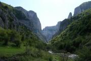 Traseul de vizitare a Cheilor Turzii se închide temporar