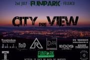 City preVIEW at FunPark Feleacu. Sâmbătă, cel mai lung party din oraș. Te așteaptă 7 DJ
