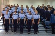 FOTO - 31 de polițiști încadrați direct la IPJ Cluj au depus azi Jurământul de credință