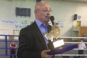 """Valentin Silaghi, fost pugilist și actual antrenor de box, a primit titlul de Cetățean de Onoare al Judeţului Cluj - """"Clujean de Onoare"""""""