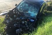 Două accidente pe șoselele Clujului, luni dimineața, 6 răniți