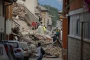 Demersuri MAE după cutremurul puternic produs în Italia. Unde pot suna românii afectați de seism