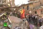 Alți trei români au fost găsiți morți după cutremurul din Italia