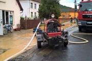 FOTO/VIDEO – Tabloul APOCALIPTIC! Inundațiile au făcut PRĂPĂD! Zeci de gospodării distruse în mai multe localități din Cluj