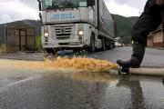 Cod galben de inundații în Cluj și alte județe