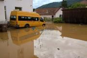 AVERTIZARE COD GALBEN de inundații în județele Cluj, Sălaj și Maramureș