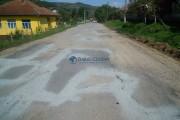 Lucrări finalizate pe drumul judeţean DJ 161E Habadoc – Buza – Feldioara - Hodaie