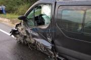 Șofer cu alcoolemie uriașă, accident lângă Turda