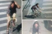 UPDATE - FOTO - Accidentul anului la Cluj! Biciclist  CĂUTAT de polițiști. Îl recunoașteți?