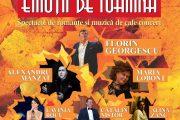 """Concert de romanţe """"Emoţii de toamnă"""""""