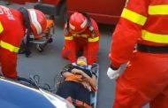 Două accidente în Cluj-Napoca, două persoane rănite