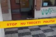VIDEO - Președintele Asociației Județene a Vânătorilor Sportivi, Ioan Meseșan, s-a împușcat în centrul Clujului