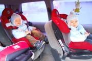STUDIU UBB Cluj:  Siguranța copiilor în mașină