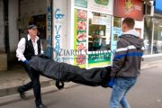 VIDEO - Sinucidere în Mănăștur, pe Calea Florești. Un tânăr s-a aruncat de la etajul 9