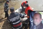 Final tragic în cazul profesorului Tiberiu Cerghi. Cadavrul acestuia a fost descoperit în Someș