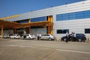 """Exercițiu în Aeroportul Internaţional """"Avram Iancu"""" Cluj"""