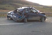 Trei răniți în urma unui accident rutier petrecut la Negreni