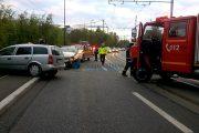 VIDEO - Accident grav, în această dimineață, lângă Cluj Arena