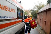 Sinucidere în Mănăștur, pe Aleea Padin