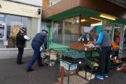 947 kg de legume şi fructe, confiscate în Mănăștur