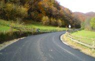 FOTO - Noua rută de acces spre zona turistică Răchiţele – Prislop – Ic Ponor a fost integral asfaltată