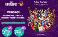 5000 de bilete vândute la FIBA EUROBASKET 2017 în România, în mai puțin de o lună de la punerea pe piață a biletelor