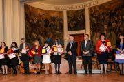 FOTO - Profesorii clujeni de excepţie au fost sărbătoriţi într-o Gală a Excelenţei în educație