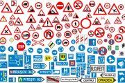 Aproape 40.000 de lei dă CJ Cluj pentru indicatoarele rutiere de pe drumurile județene