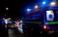 Tânără accidentată de un autovehicul pe strada Aurel Vlaicu