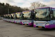 CTP Cluj-Napoca: Cum circulă mijloacele de transport în comun în 24 ianuarie
