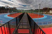 FOTO - Complexul Sportiv Gheorgheni este gata! Accesul este gratuit la toate serviciile