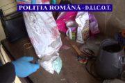 UPDATE - EXCLUSIV - Percheziții DIICOT în Florești și Turda. Șapte dealeri de droguri au fost săltați și duși la audieri