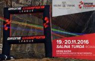 VIDEO - Ultima zi din competiția Drone Champions League – Salina Turda