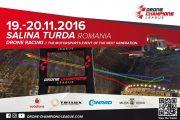 Liga Campionilor de Drone, 18 – 20 noiembrie, în Salina Turda