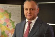 Pro-rusul Igor Dodon, noul președinte al Republicii Moldova