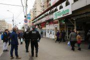 Poliția locală a confiscat 28 de brazi comercializați ilegal în Piața Mărăști