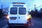 VIDEO - Scene ireale în traficul clujean. Tupeul unor polițiști, neștiind că sunt filmați, a ajuns la cote maxime