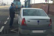 Un alt șofer are dosar penal pentru că a parcat neregulamentar