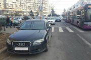FOTO - Peste 60 de șoferi nesimțiți, sancționați în doar două ore
