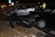 FOTO/VIDEO - Accident grav pe strada Corneliu Coposu, o persoană rănită