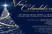 """Concert CARITABIL de Colinde """"Vin colindătorii. Fericit este cel ce poate darui"""""""