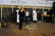 FOTO/VIDEO - Seară magică în Salina Turda, alături de Nicolae Voiculeţ şi trio-ul Ceatăra din Carei