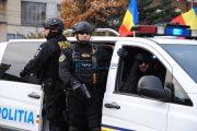 """O """"armată"""" de polițiști va fi în stradă, la Cluj, de Revelion"""