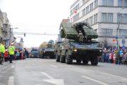 FOTO - Mii de oameni au sărbătorit Ziua Națională a României, în Cluj-Napoca